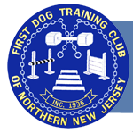 First Dog Logo